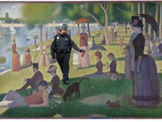 Pepper Spray art